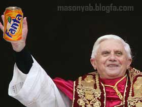 پاپ روزی چند قوطی فانتا میخورد!