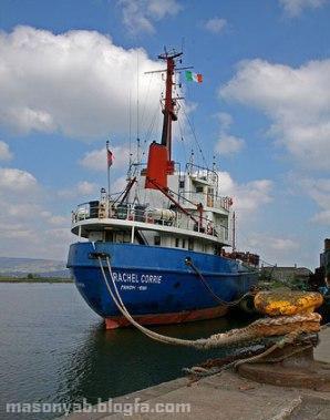 کشتی راشل کوری